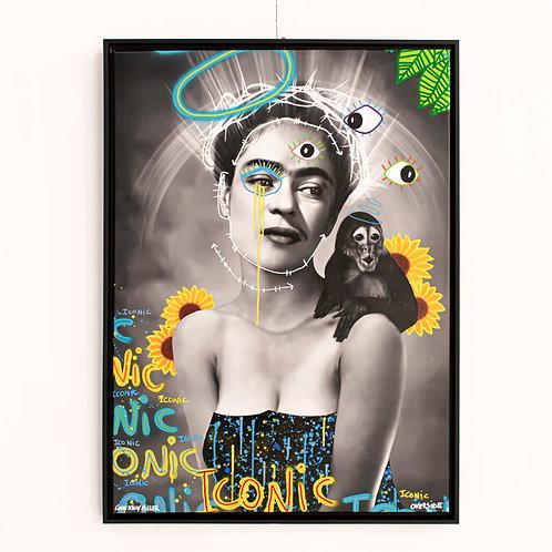 Overside X Chloé Kelly Miller - Frida