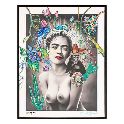 Overside x Pierrick Allemand - Frida