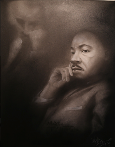 The Dreamer Martin Luther King