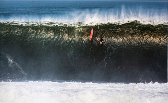 TOME LOWE - WIPE OUT - PUERTO ESCONDIDO