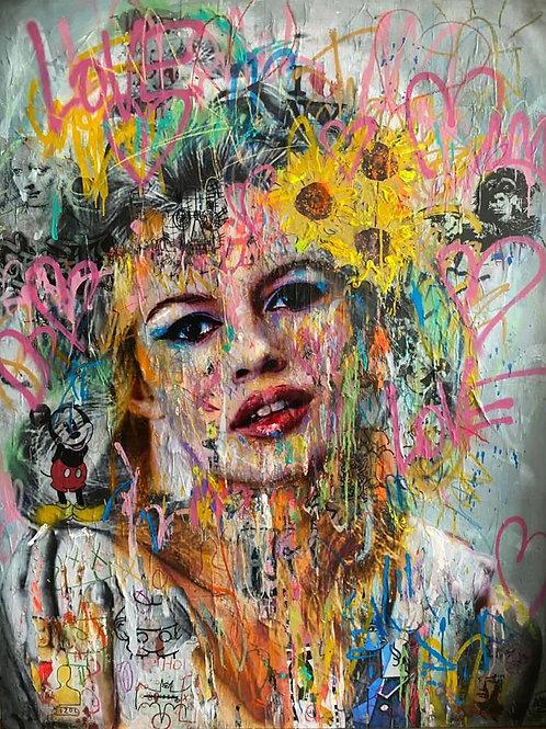 Maria de Campos - Brigitte Bardot