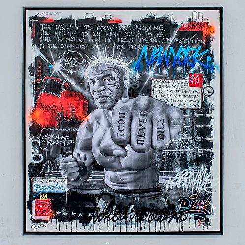 Overside X Dize - Mike Tyson