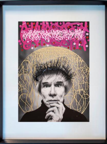 Overside x Sun7 - Warhol