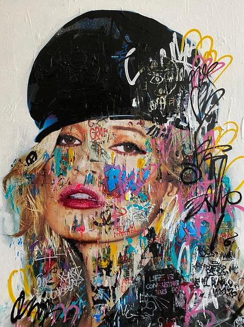 Maria de Campos - Kate Moss