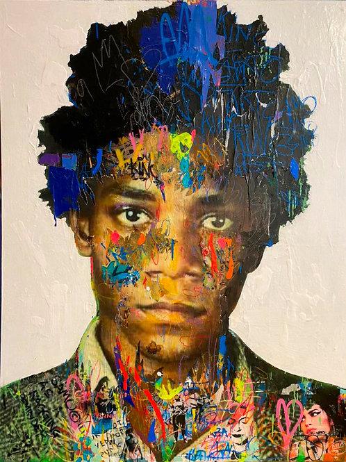 Maria de Campos - Basquiat