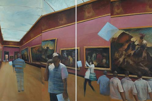 Mikael Kerboas - Le Louvre