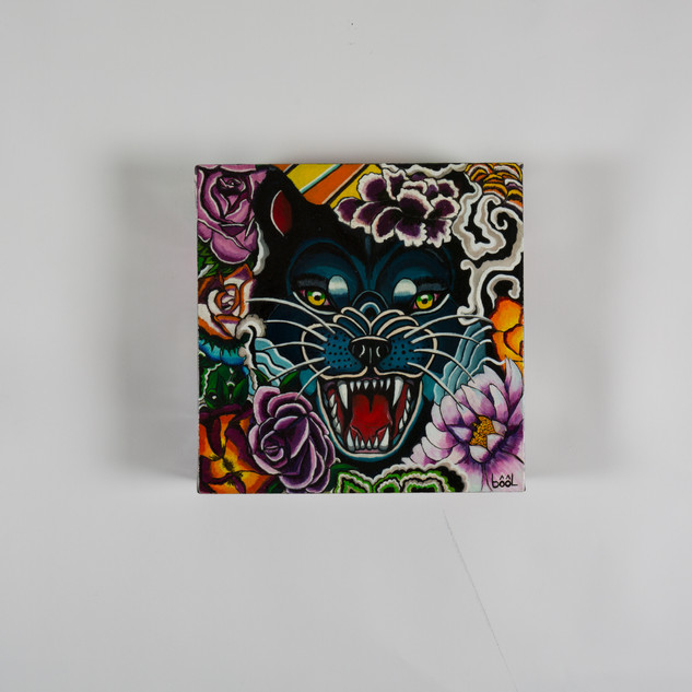 WILD FACE - Tattoo Box Série