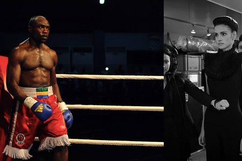 Samuel Bailhache - Boxing Fashion