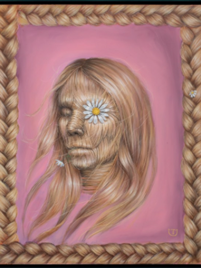 Taisiia Cherkasova - Blonde