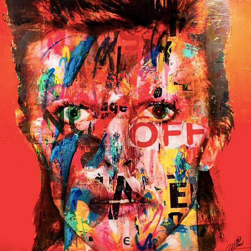 Maria de Campos - David Bowie