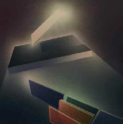 ENTREE INTUITIVE DANS UN ESPACE NON FORMULE - Série «Space»