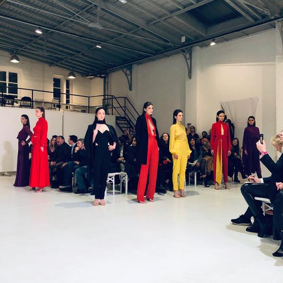 Défilé Patrick Boffa Couture