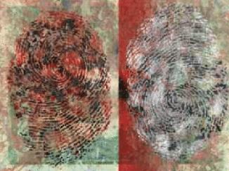 EMPREINTES - Série «Peintures»