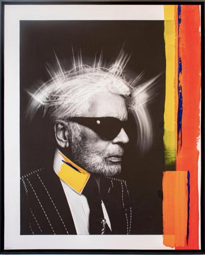 Karl Lagerfeld - Inédit
