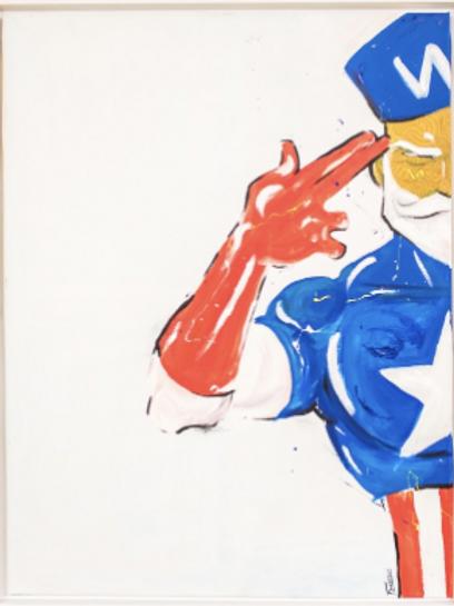Raphael Federici - The Patriot