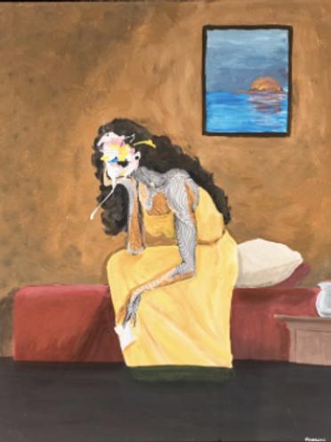 Raphael Federici - La Chambre