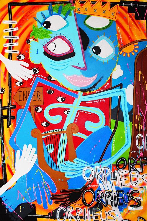 Chloé Kelly Miller - Orphée descend aux enfers
