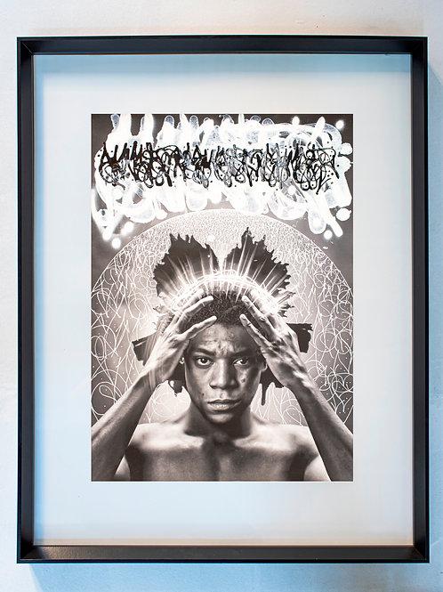 Overside x Sun7 - Basquiat