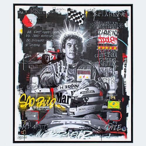 Overside X Dize - Ayrton Senna