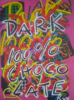 DARK 100% CHOCOLATE