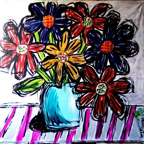 Helder Batista - Flowers in a vase