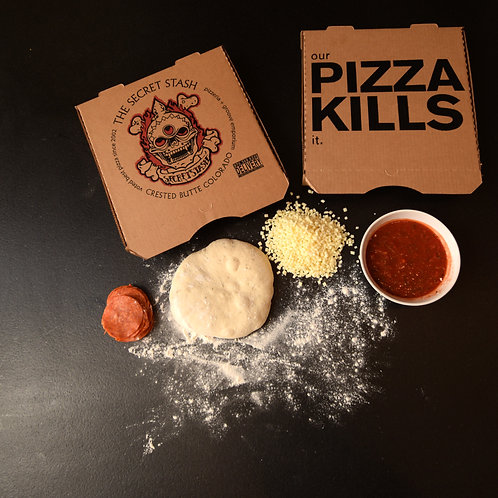 6 Build Your Own Pizza Kits