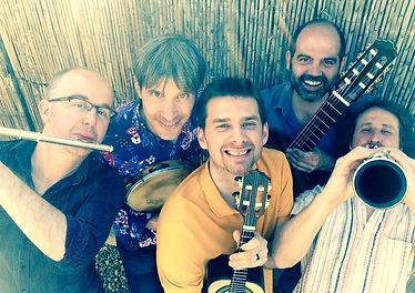 Orquestra Estação Brasil - Musiques brésiliennes à Lyon