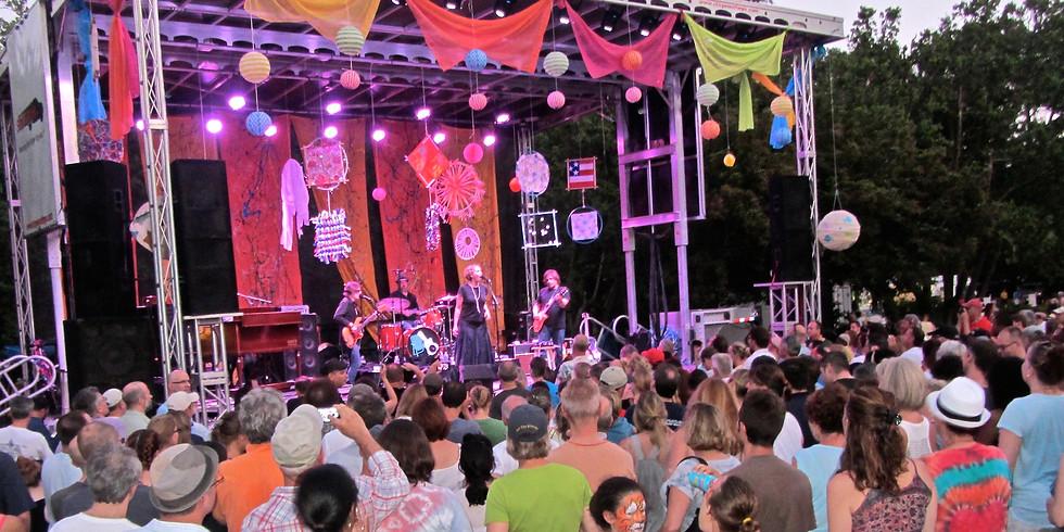 Maplewoodstock Music & Arts Festival