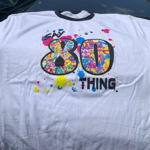2021 Retro T-Shirt, sizes (S-XL)