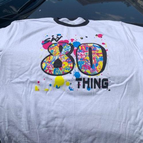 2021 Retro T-shirt, size XXL