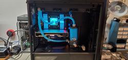 Custom loop repair 7820x /TitanRTX