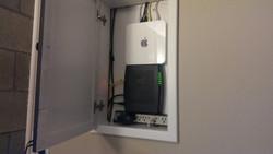 Hidden router