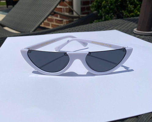NoShade Sunglasses (white)