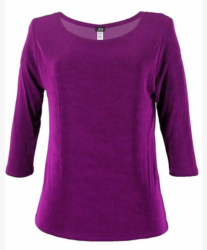 The Jostar - 3/4 Sleeve Layering Tops M-3XL
