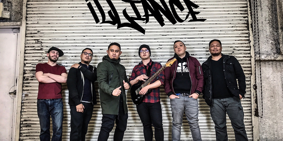 The Illiance at Bay 101 Casino NEW YEAR'S EVE
