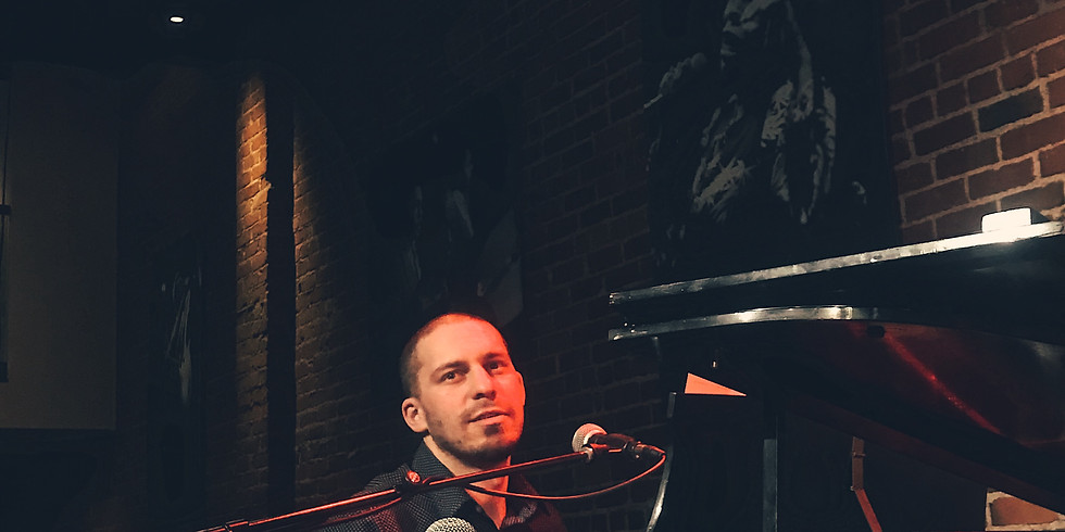 Bennett Roth-Newell at Nighthawk Bar & Lounge