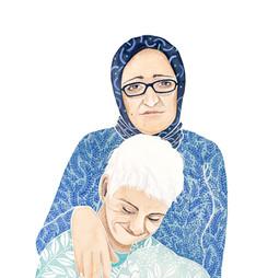 Samira & Halima