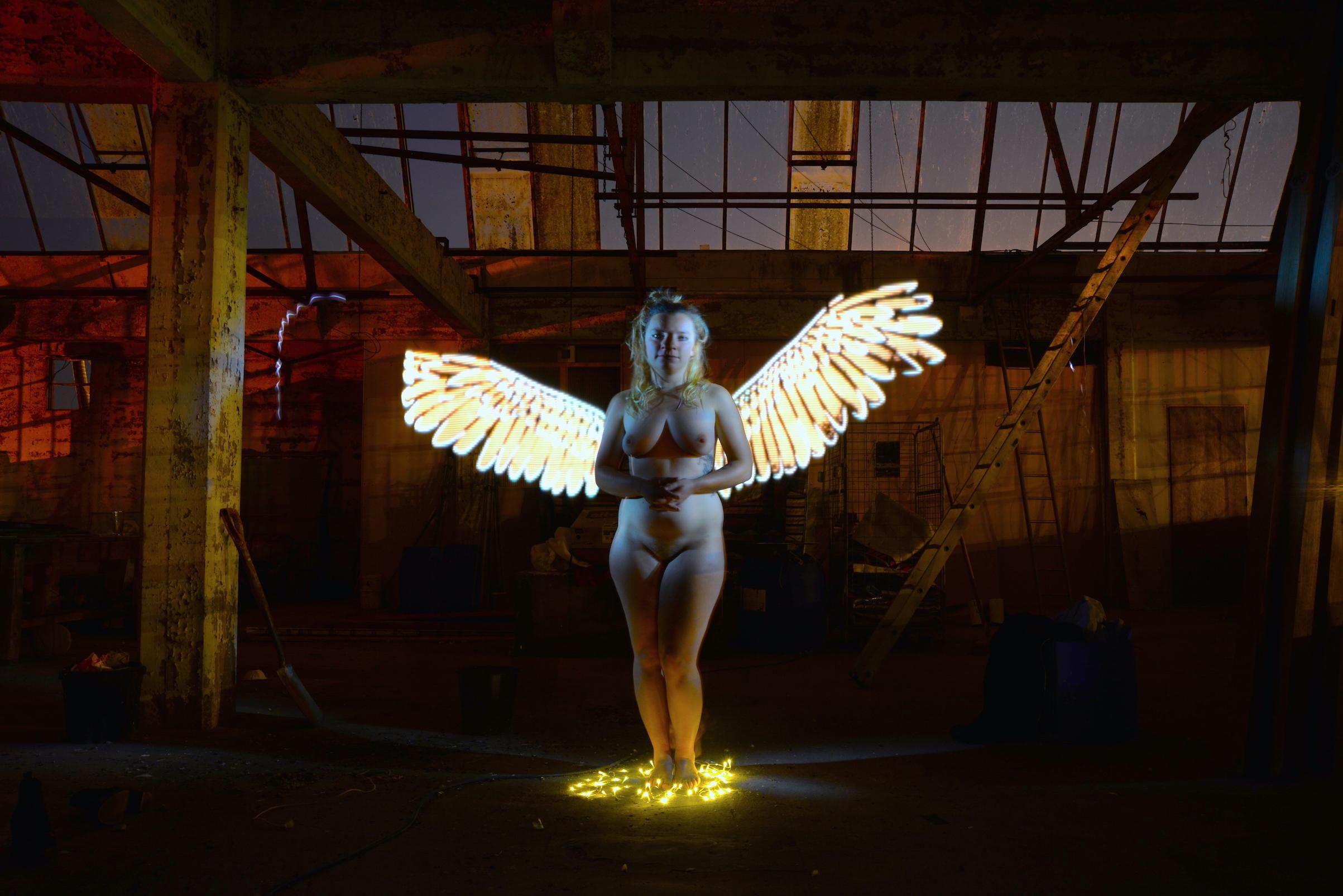 saffron angel