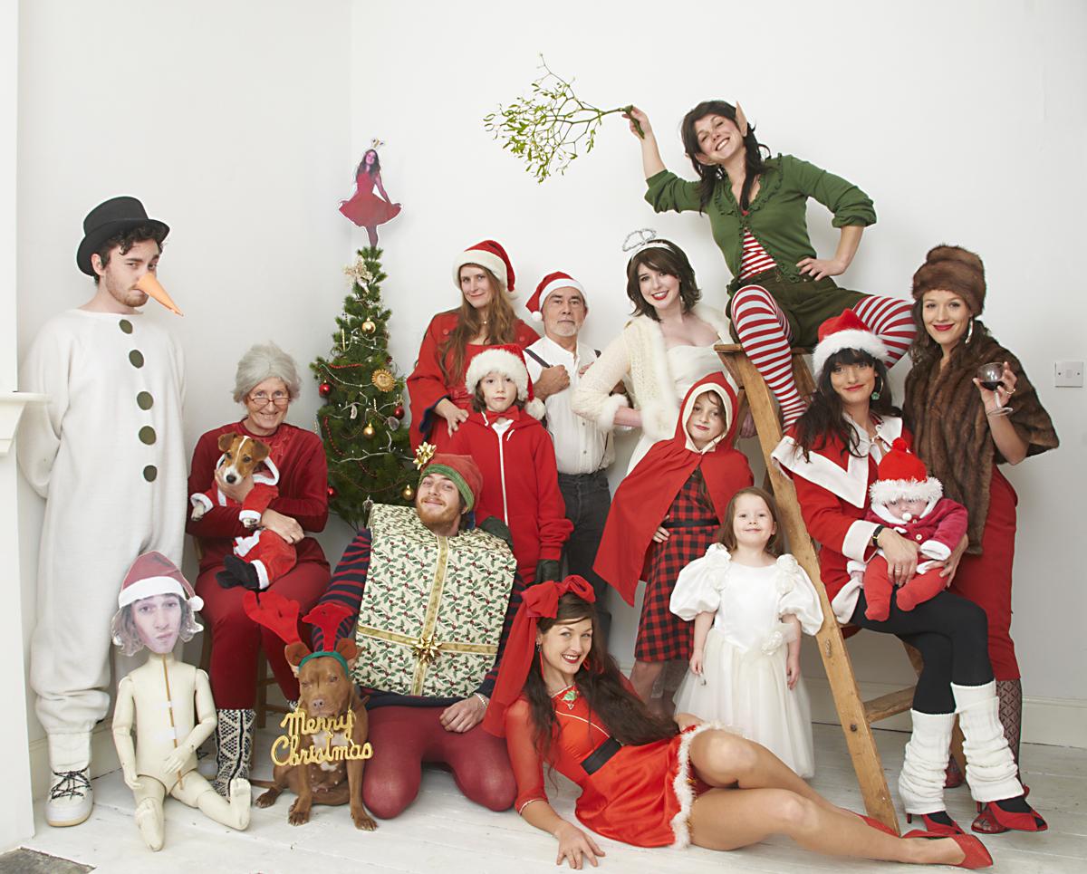 KRUMBLE CHRISTMAS