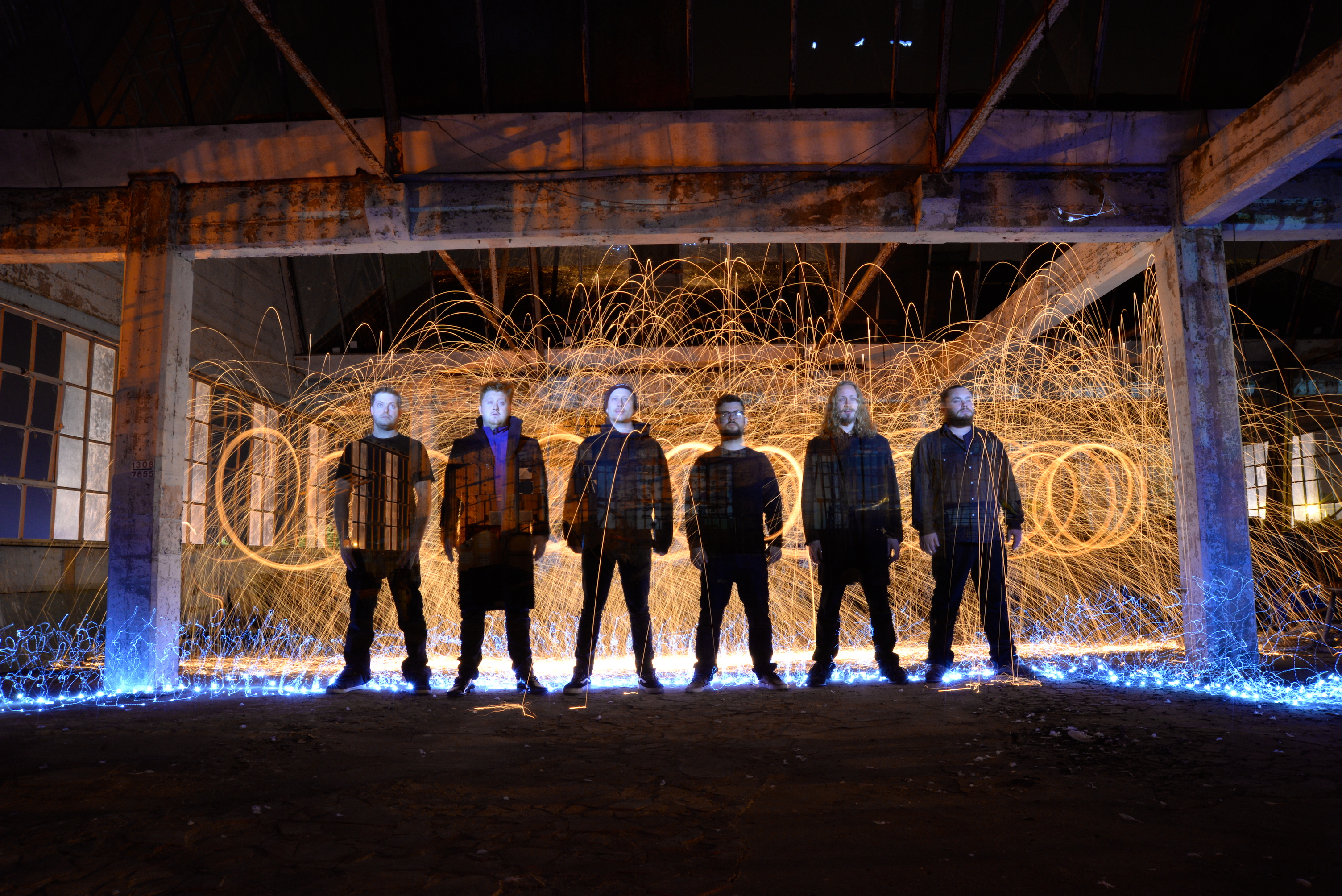 H.O.C. 05 Light Painting Photography steel wool