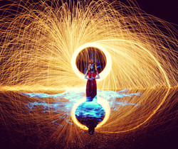 lady of the lake steelwool light painting.JPG