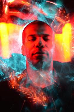 danny light painting portrait 06