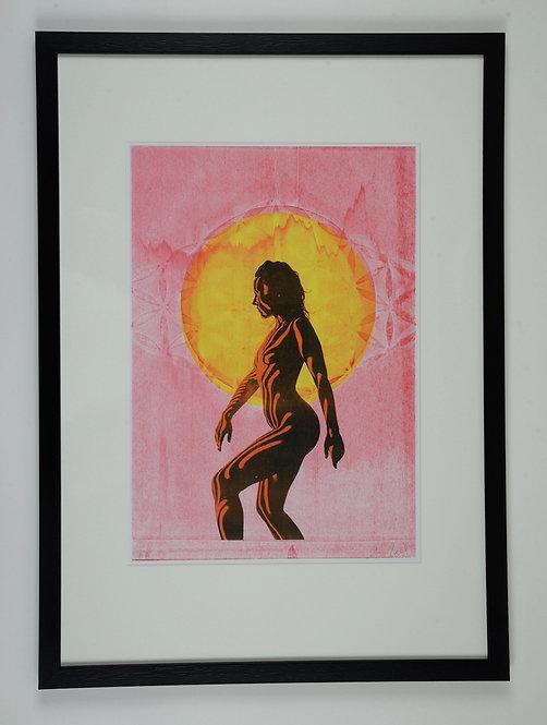 NATASHA  Ghost Print