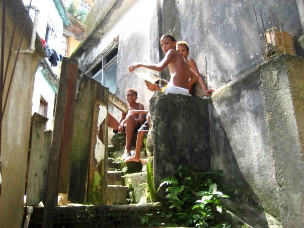 Favelas, Rio De Janeiro. Brazil.jpg