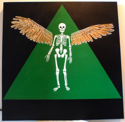 'Skeleton with Wings' Spray Paint on Canvas.jpg
