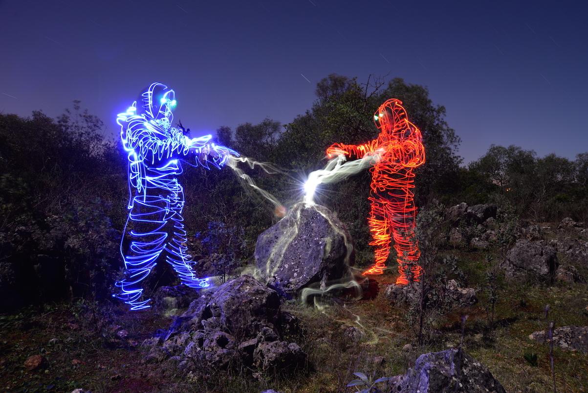 electric men