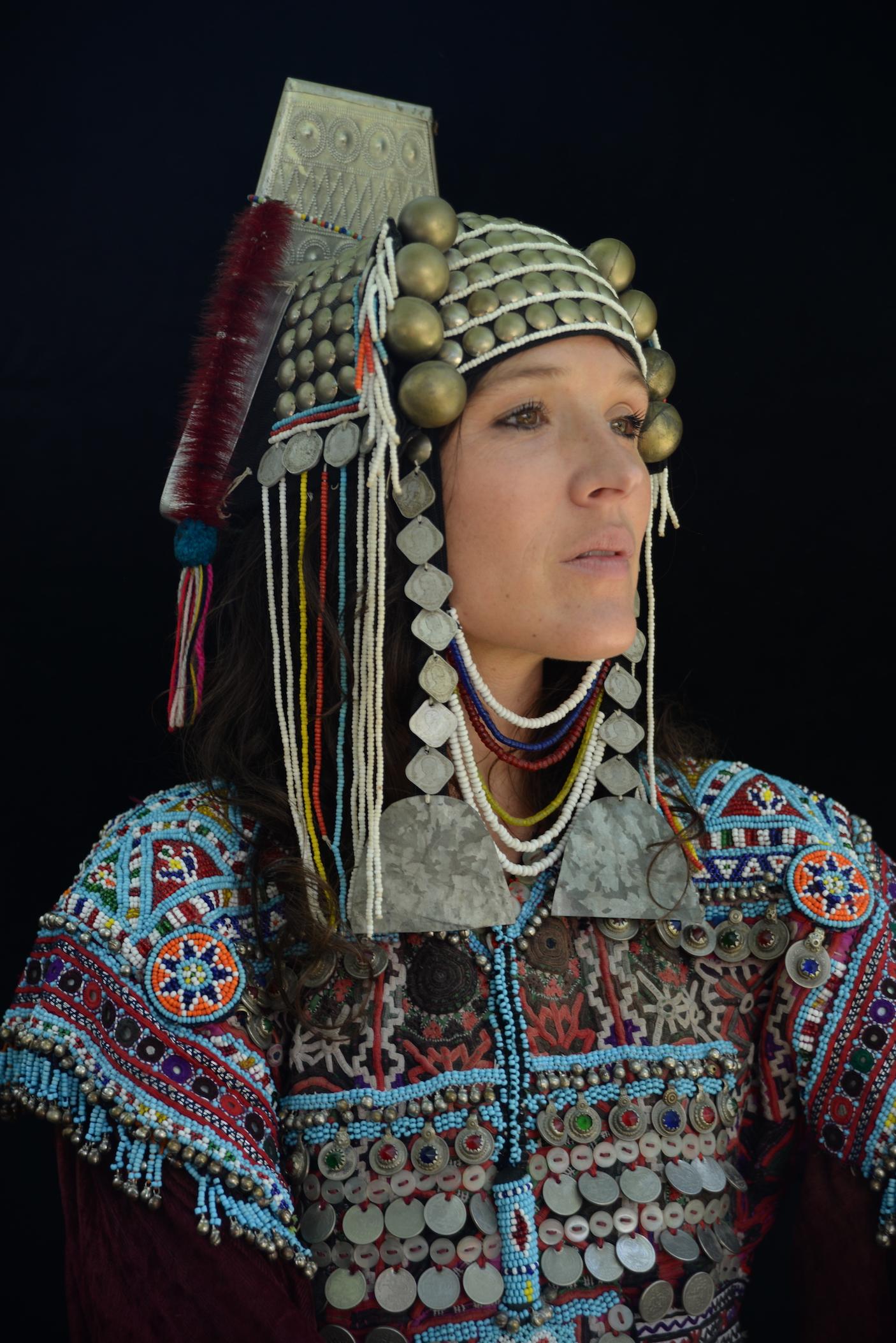 Natasha Costume Portrait
