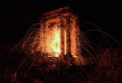 steel wool orb in columns.jpeg