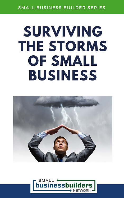 Surviving the Storms of Small Business (EBook)