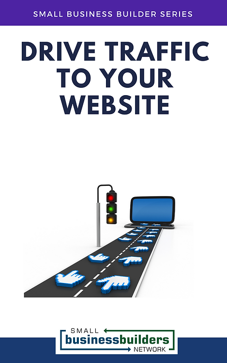 Drive Traffic to Your Website (EBook)